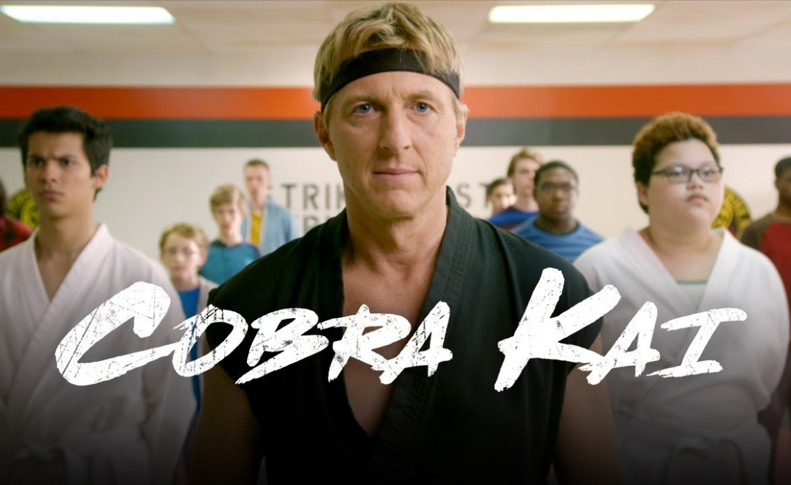 Episode 187 - Cobra Kai