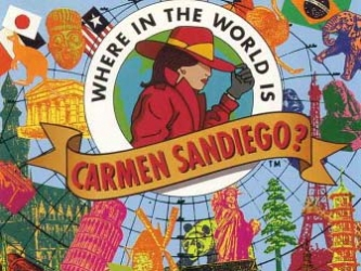 Episode 168 - Where in the World is Carmen Sandiego?