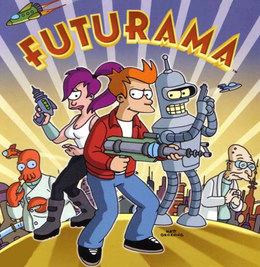 Episode 169 - Futurama Againama